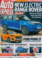Auto Express Magazine Issue 06/11/2019