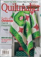 Quiltmaker Magazine Issue NOV-DEC