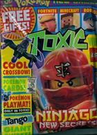 Toxic Magazine Issue NO 330
