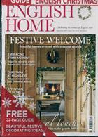 English Home Magazine Issue DEC 19