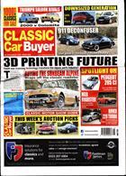 Classic Car Buyer Magazine Issue 06/11/2019