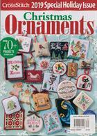 Just Cross Stitch Magazine Issue XMAS ORMNT