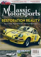 Classic Motorsports Magazine Issue NOV 19