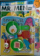 Mr Men Little Miss Magazine Issue NO 52