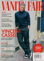 Vanity Fair French Magazine Issue NO 74