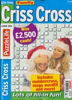 Family Criss Cross Magazine Issue NO 296