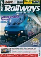 Railways Illustrated Magazine Issue DEC 19