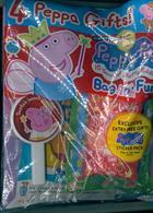 Peppa Pig Bag 0 Fun Magazine Issue NO 121