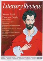 Literary Review Magazine Issue NOV 19