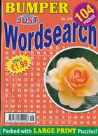 Bumper Just Wordsearch Magazine Issue NO 216