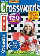 Family Crosswords Magazine Issue NO 20