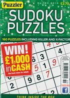 Puzzler Sudoku Puzzles Magazine Issue NO 189