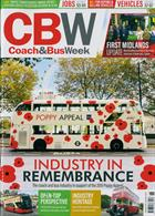 Coach And Bus Week Magazine Issue NO 1418