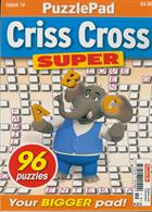 Puzzlelife Criss Cross Super Magazine Issue NO 19