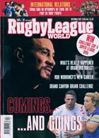 Rugby League World Magazine Issue DEC 19