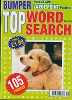Bumper Top Wordsearch Magazine Issue NO 170