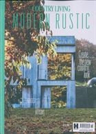 Country Living Modern Rust 2 Magazine Issue NO 15