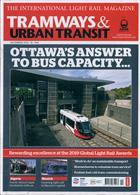 Tramways And Urban Transit Magazine Issue DEC 19