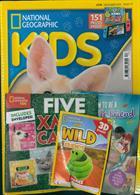 National Geographic Kids Magazine Issue DEC 19