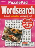 Puzzlelife Ppad Wordsearch Magazine Issue NO 44