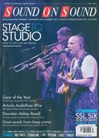 Sound On Sound Magazine Issue DEC 19