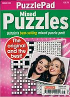 Puzzlelife Ppad Puzzles Magazine Issue NO 38
