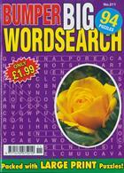 Bumper Big Wordsearch Magazine Issue NO 211