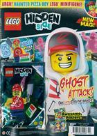 Lego Hidden Side Magazine Issue NO 2