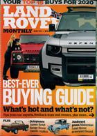 Landrover Owner Guide To Magazine Issue RESTORATIO