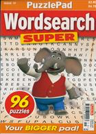 Puzzlelife Wordsearch Super Magazine Issue NO 19