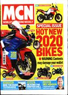 Motorcycle News Magazine Issue 06/11/2019