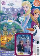 Frozen Funtime Magazine Issue NO 3