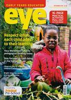Early Years Educator Magazine Issue DEC 19