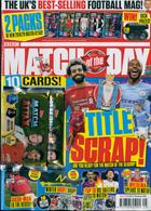 Match Of The Day  Magazine Issue NO 579