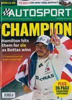Autosport Magazine Issue 07/11/2019