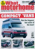 What Motorhome Magazine Issue DEC-JAN