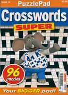 Puzzlelife Crossword Super Magazine Issue NO 19