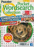 Puzzler Q Pock Wordsearch Magazine Issue NO 203