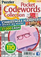 Puzzler Q Pock Codewords C Magazine Issue NO 142