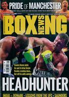 Boxing News Magazine Issue 07/11/2019