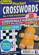 Puzzler Pocket Crosswords Magazine Issue NO 431