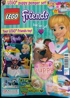 Lego Friends Magazine Issue NO 65