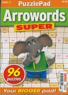 Puzzlelife Arroword Super Magazine Issue NO 19
