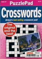 Puzzlelife Ppad Crossword Magazine Issue NO 39