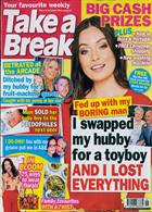 Take A Break Magazine Issue NO 46