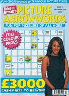Tab Picture Arrowwords Magazine Issue NO 12