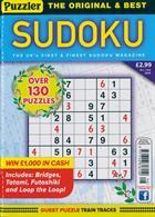 Puzzler Sudoku Magazine Issue NO 196