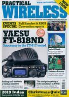 Practical Wireless Magazine Issue DEC 19