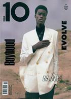 Ten 10 Men Magazine Issue NO 50