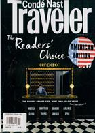 Conde Nast Traveller Usa Magazine Issue NOV 19
